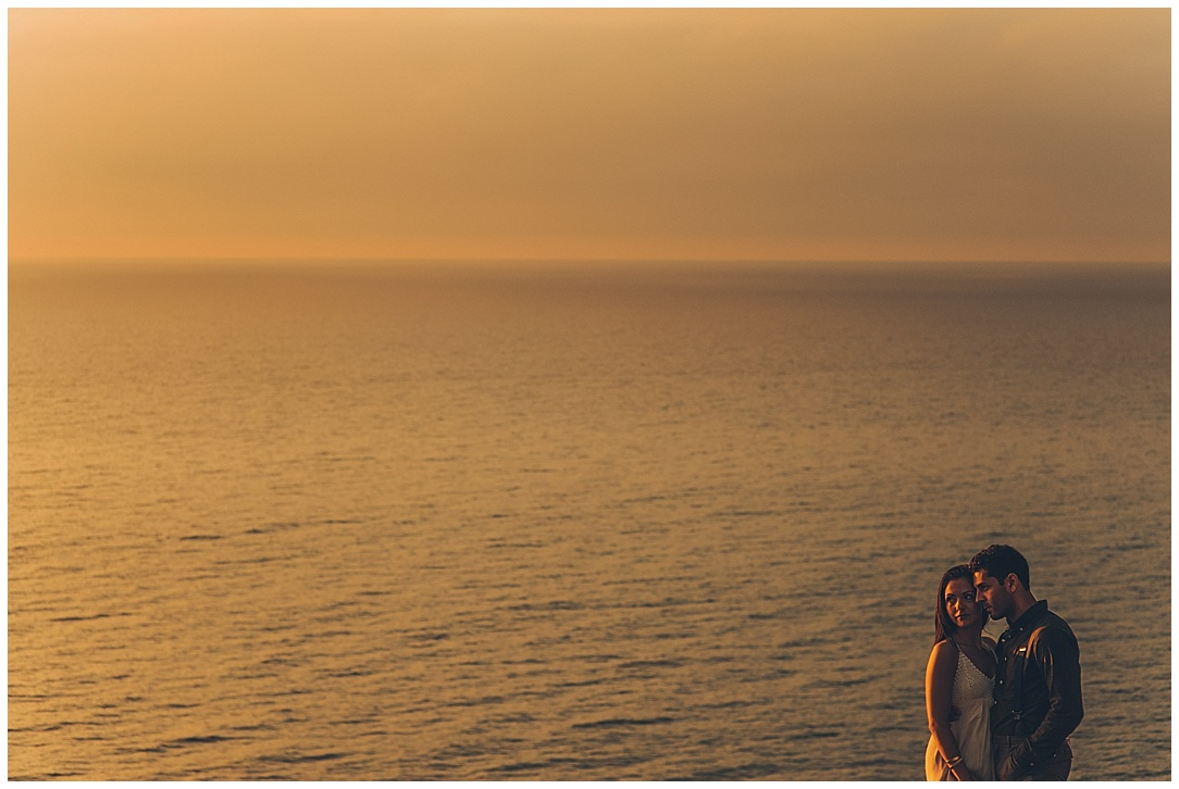 Palos Verdes Engagement Photography