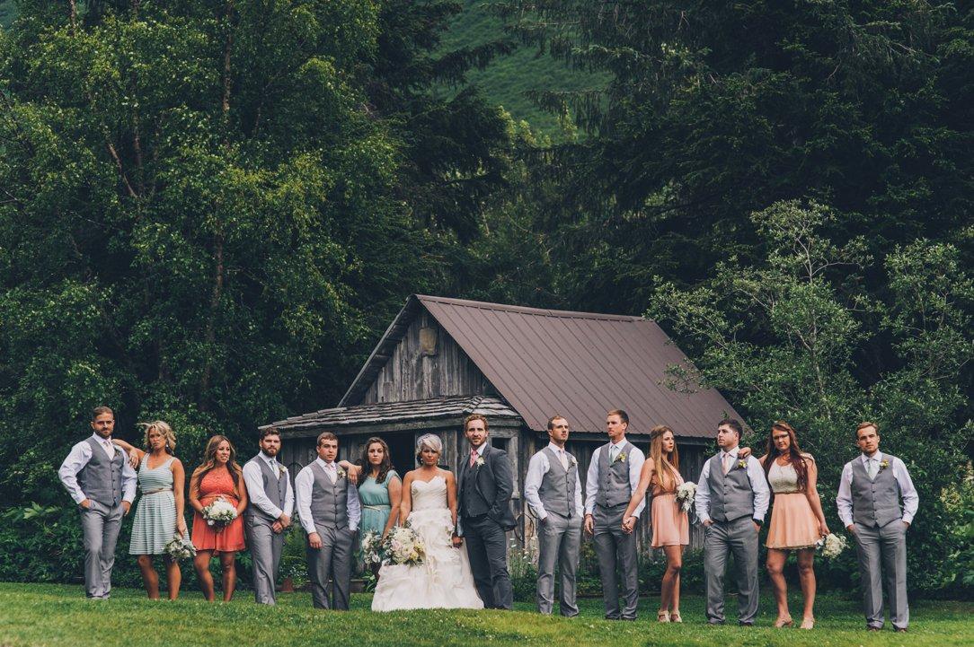 Alaska Wedding Photographer