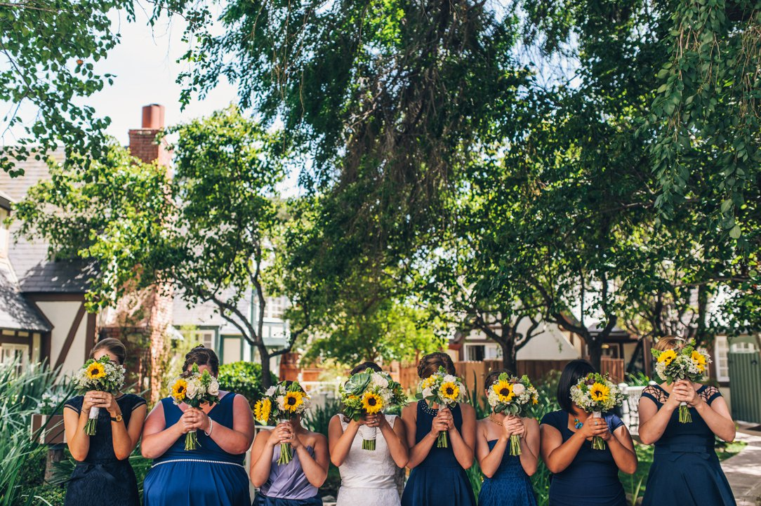 Solvang Vineyard Wedding