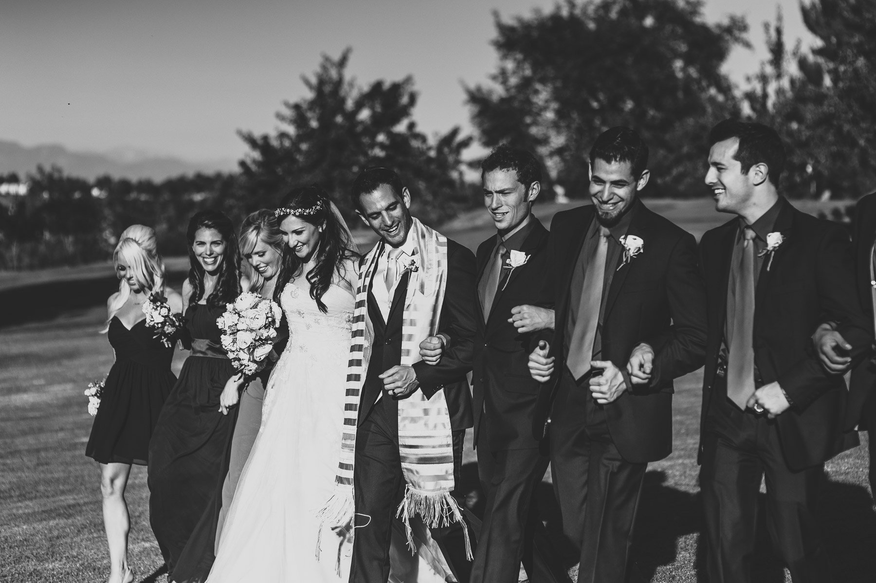 Mountaingate Country Club Wedding Photographer