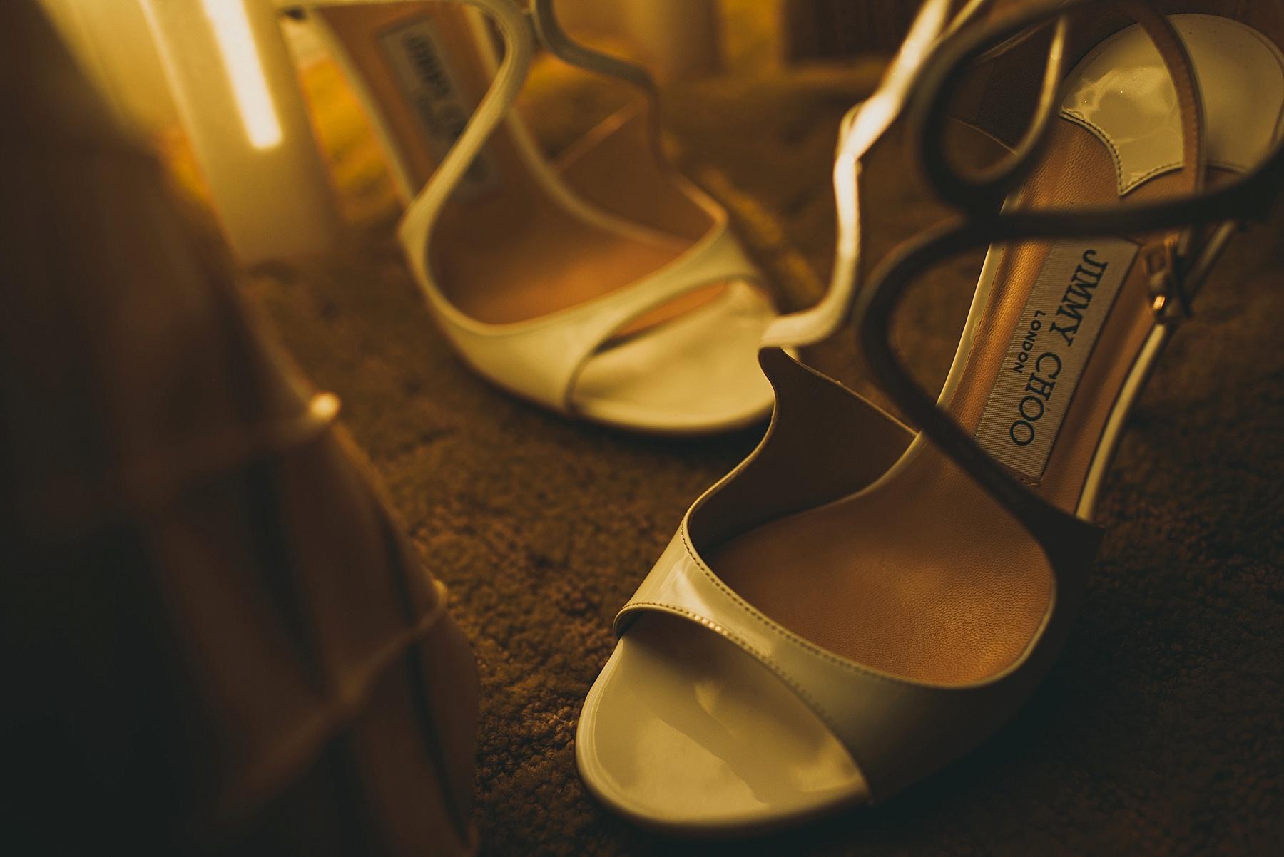 Wedding Details - Jimmy Choo