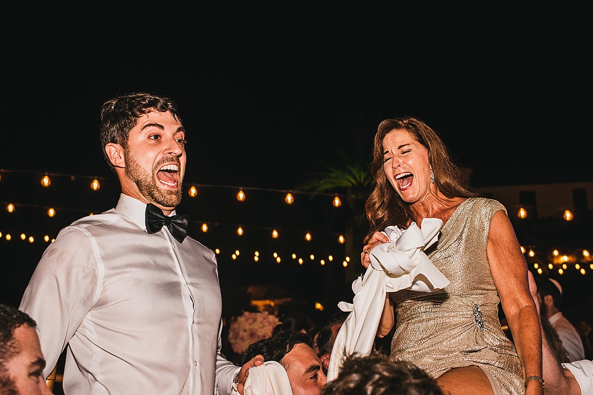 Hummingbird Nest Ranch Jewish Wedding