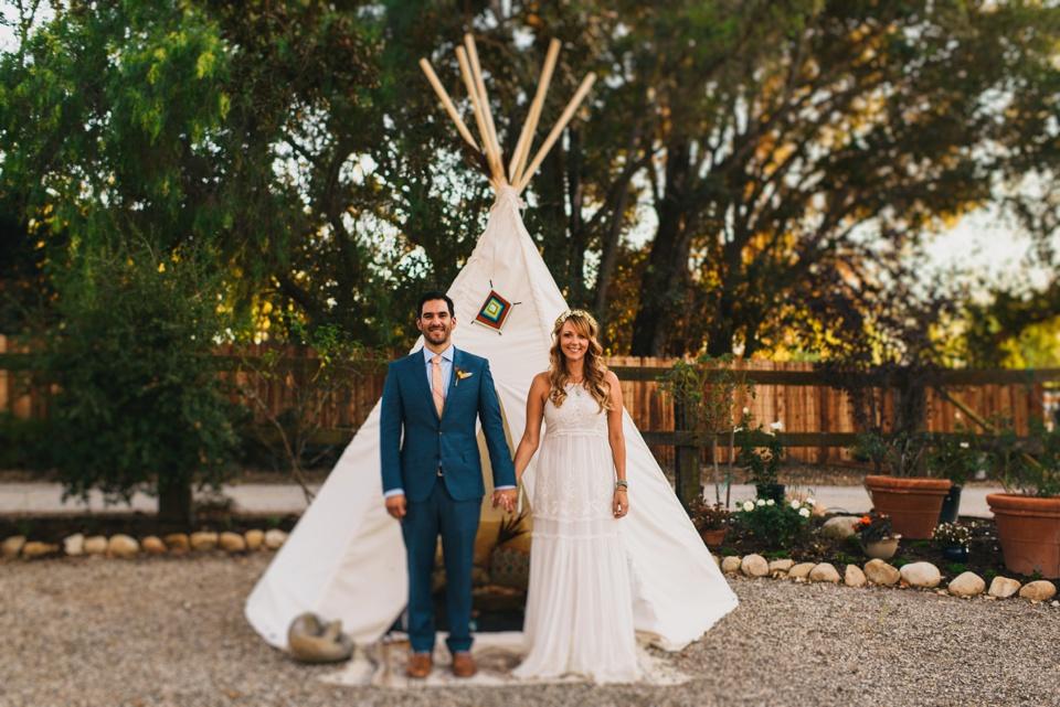 California Boho Wedding_0067