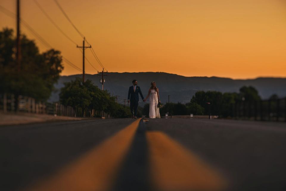 California-Boho-Wedding-Sunset-Portraits