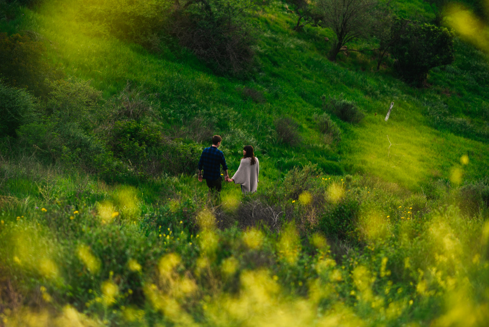 Hollywood-Hills-Engagement-Photographer