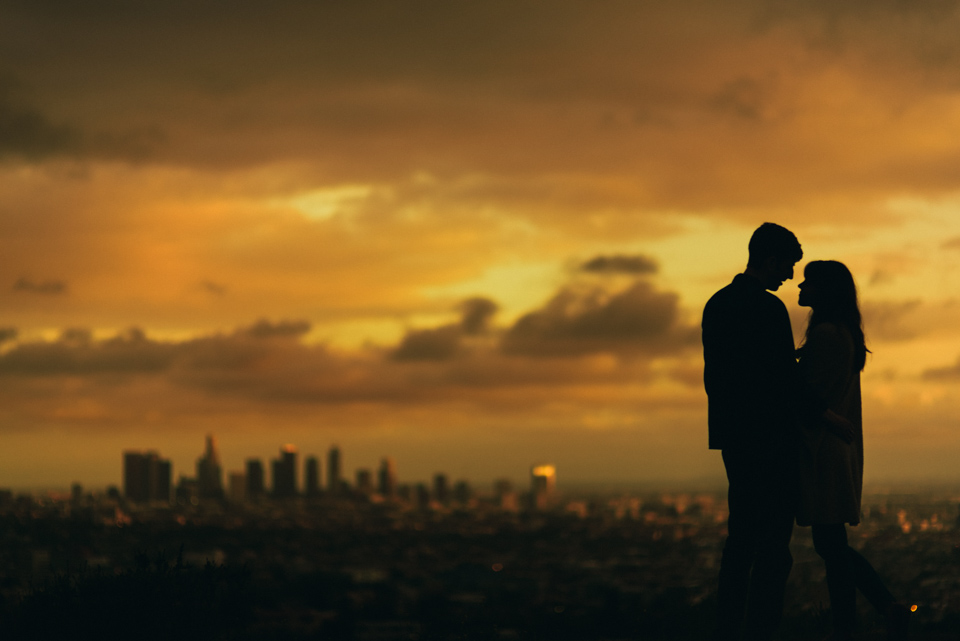 LA-sunset-engagement-photos