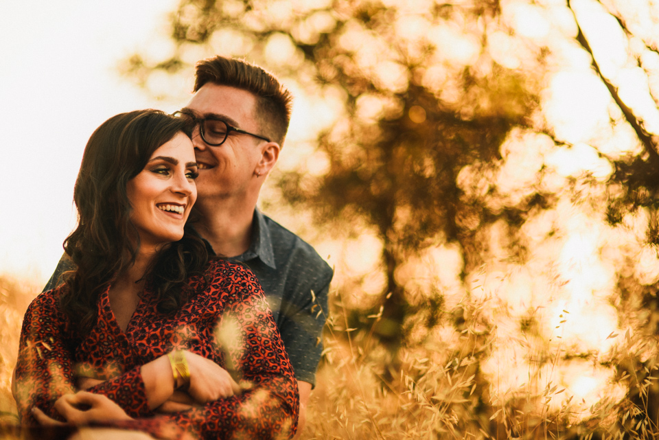 Kenneth Hahn Engagement Photos