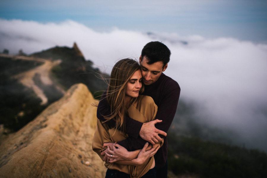 Malibu Hills Engagement