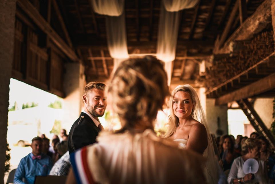Stunning french destination wedding in Montauban