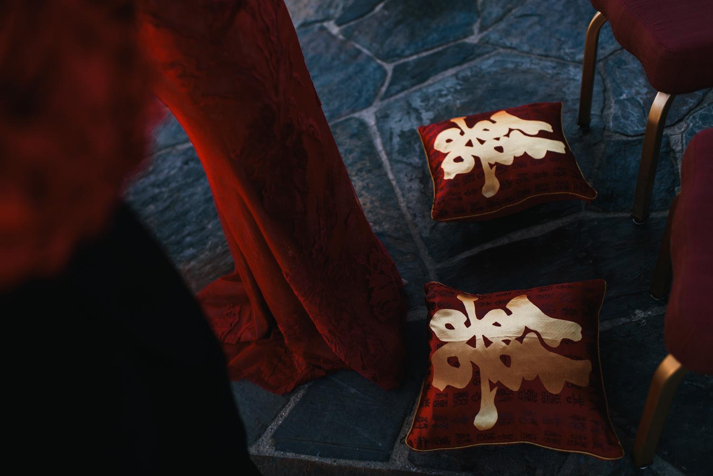 chinese tea ceremony colors - Best LA Wedding Photography