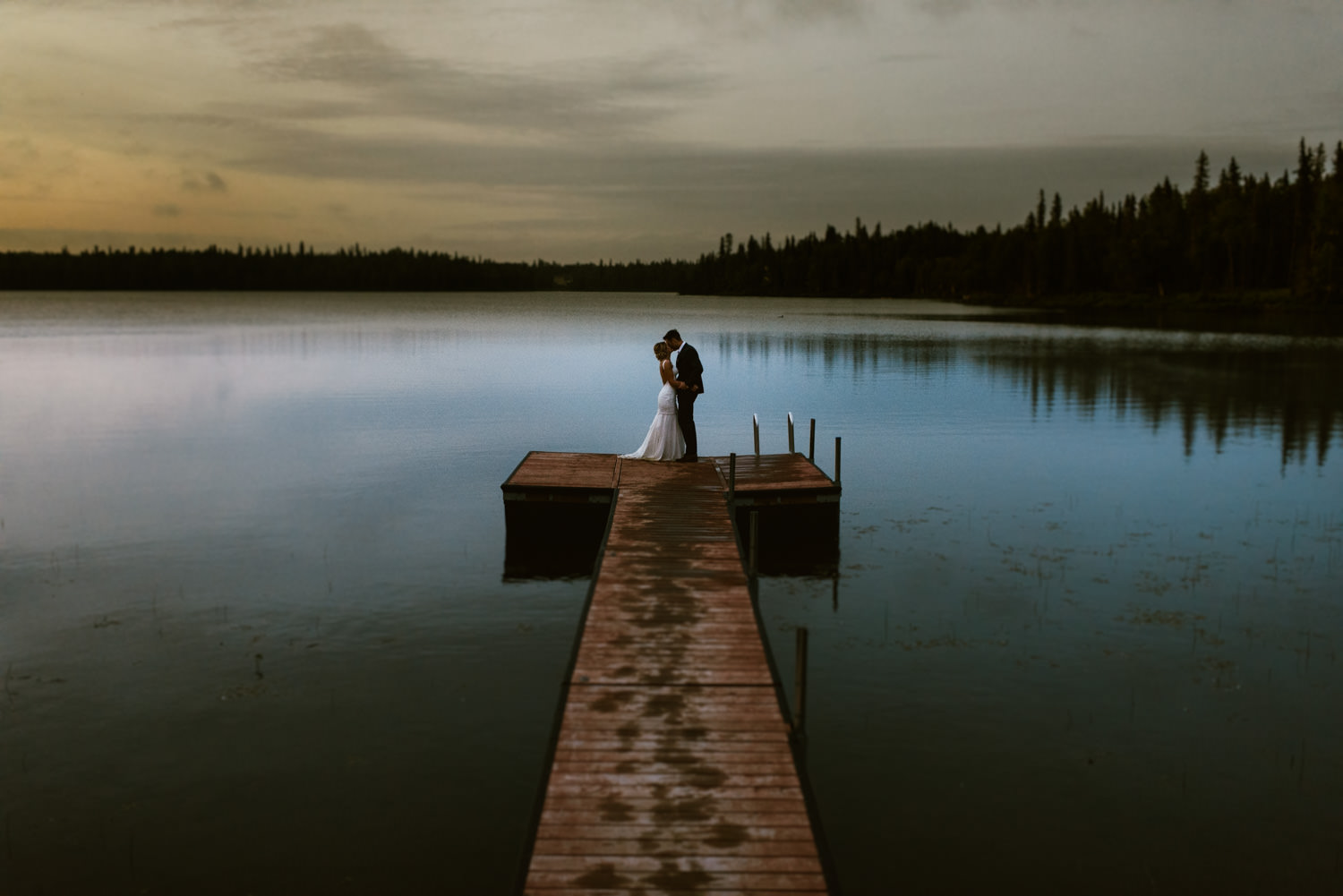 alaska destination wedding - Best LA Wedding Photography